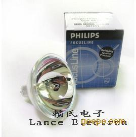 飞利浦显微镜杯灯6834FO,12V100W显微镜灯杯