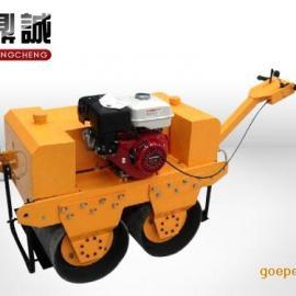 新品质新造型手扶振动汽油压路机 济宁鼎诚是您的首选