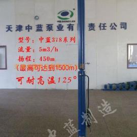 184QJ不锈钢高扬程深井潜水泵