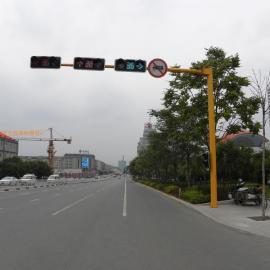 宁夏交通信号杆生产厂家/甘肃交通标志杆生产厂家