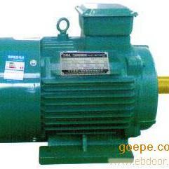 YDT-180M-6/4双速电机