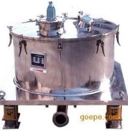 供应PSF(洁净型)上部卸料平板式离心机