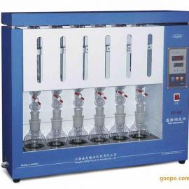 SZF-06A脂肪测定仪(水浴锅)/脂肪仪