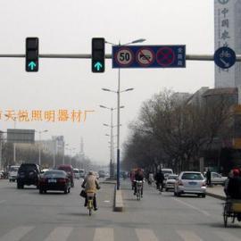 供应黑龙江交通信号灯杆/吉林交通标志杆/辽宁道路交通指示杆