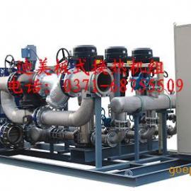 全自动换热机组,智能换热机组,汽水换热机组