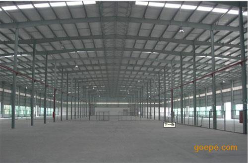 南宁钢结构工程造价 钢结构厂房