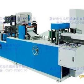 JL-Z350型全自动高级擦拭布彩印折叠机