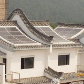 家用发电系统太阳能家用发电系统光伏并网电站