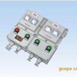 BXM98LH防爆照明(动力)配电箱(带漏电保护)