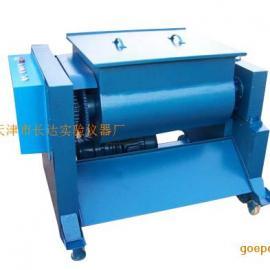HJS-60混凝土双卧轴搅拌机原理