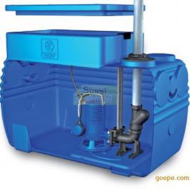 集装箱式泽尼特双泵污水提升器