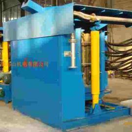 3吨中频炉