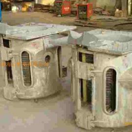 1吨铝壳中频炉