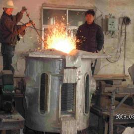 750Kg熔炼炉