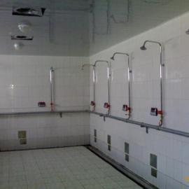 洗浴节水刷卡控制器,澡堂节水机