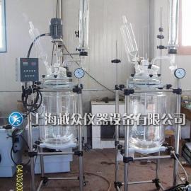 20L玻璃反应釜