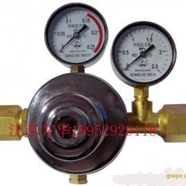 YQWG-224丙烷管路减压器