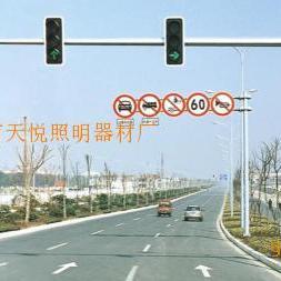 供应安徽交通信号灯杆/湖南交通标志杆/湖北道路交通指示杆