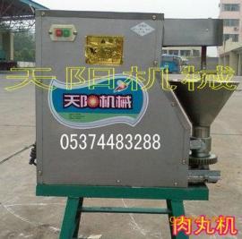 电动肉丸机