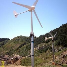 供应600w家用渔船用小型水平轴风力发电机