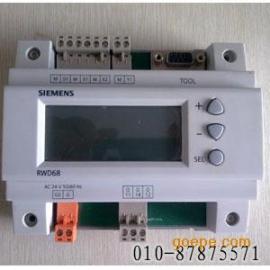 西门子控制器RWD68 通用控制器