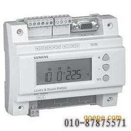 西门子控制器RWD62 通用控制器RWD62/CN
