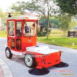 奥力专产AL1600纯扫柴油动力清扫车 纯扫式多功能扫地车