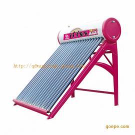 河北太阳能一平板壁挂式太阳能工程一清华紫光太阳能