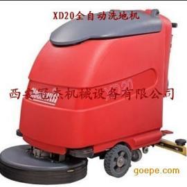 陕西洗地机品牌/洗地机售价/西安洗地机高压清洗机