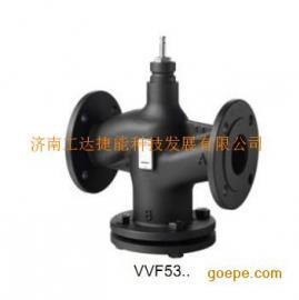 VVF53西门子电动蒸汽调节阀