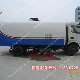 东风多利卡扫路车配件 东风路面清扫车制造 东风多功能扫地车