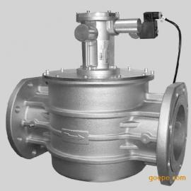 意大利MADAS手动复位电磁阀DN50常开型燃气紧急切断阀