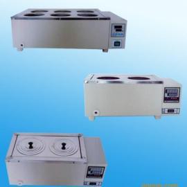 DK-S28数显电热恒温水浴锅/双列八孔恒温水浴锅