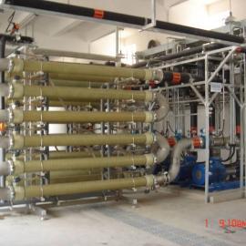 油田采出水回注-管式超滤设备