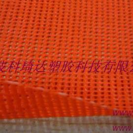 色牢度好阻燃荧光建筑安全网防护网