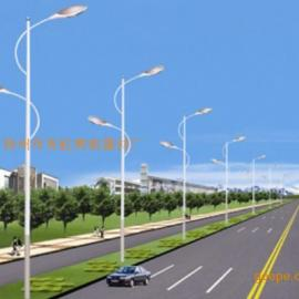 新农村建设-乡村路灯