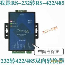 MOXA 转换器TCC-100I