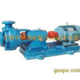 单级单吸悬臂式FSP衬氟离心泵|卧式化工耐酸碱腐蚀泵