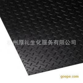 防滑铁板纹走道垫 工业走道地垫 PVC走道垫 车间走道垫