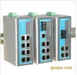 MOXA 工业以太网交换机EDS-305