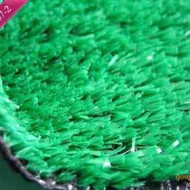 国产丙纶草丝、园林绿化人造草坪、阻燃人造假草【防滑效率高】