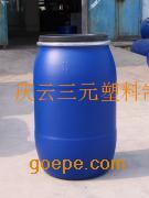 200升塑料桶200升包箍塑料桶