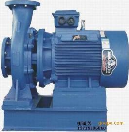 源立牌卧式泵22KW直联式空调泵