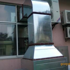 宁波玖翔LJ 镀锌板通风管道制作安装