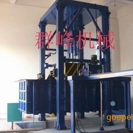 龙门式垂直垃圾压缩设备(四柱)