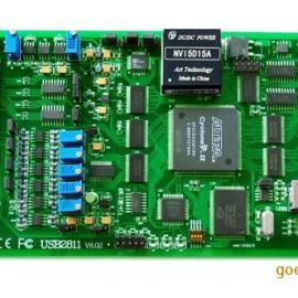 武汉数据采集卡USB2811