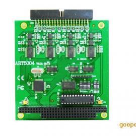 阿尔泰武汉PC104数据采集卡ART5004