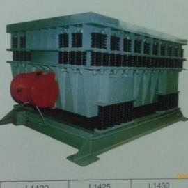 造型砂气力输送装置,固定式双臂连续混砂机