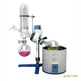 制药用小型旋转蒸发仪R-1002-V生产厂家 耐腐蚀