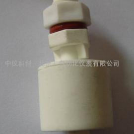 PVDF40特氟龙小型防腐浮球开关